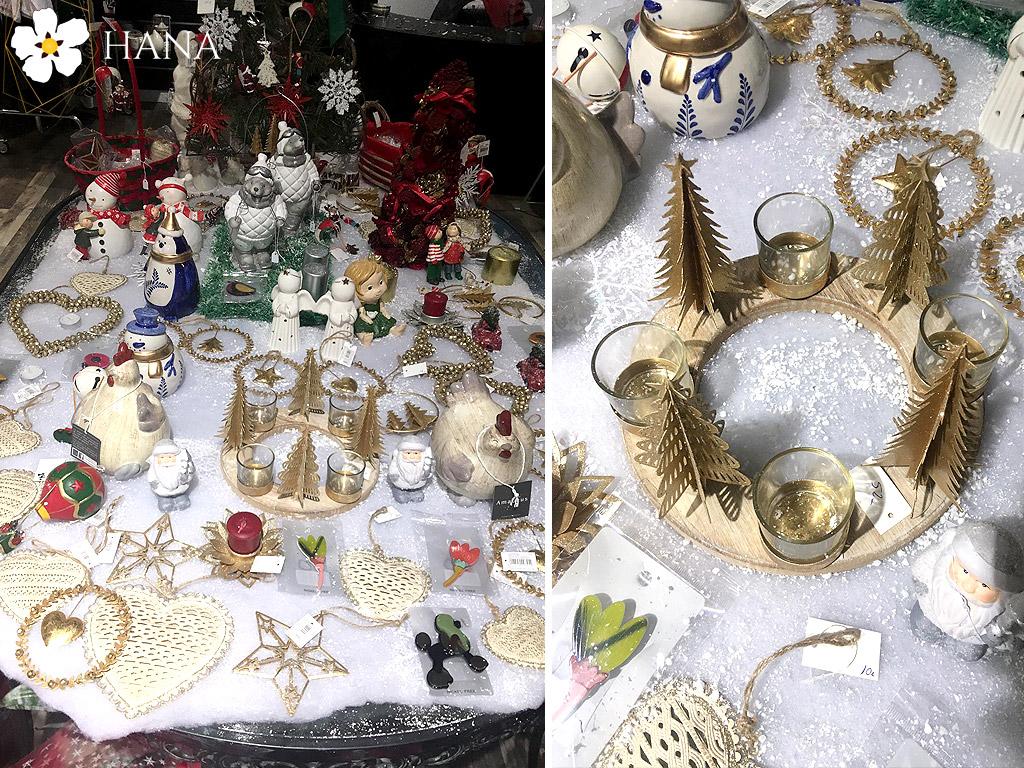 Hana Floristeria Boadilla del Monte. Decoración Navidad exclusiva